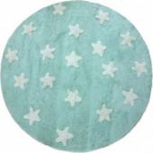 ΧΑΛΙ PICCOLO STARS 130-ROUND KLONARAS HOME FASHION